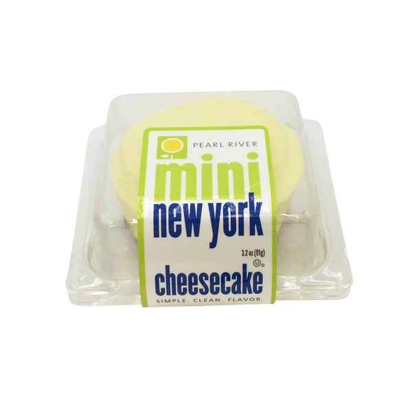 Pearl River Pastry New York Mini Cheesecake