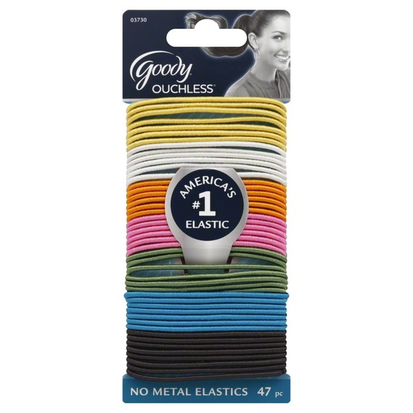 Goody Elastics, No Metal