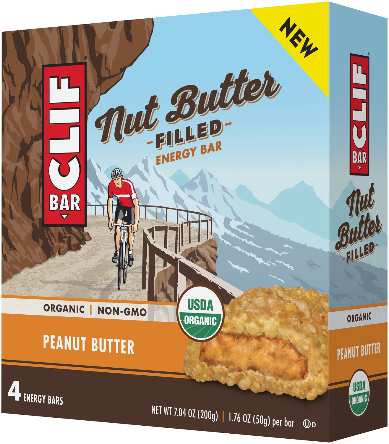 Clif Nut Butter Filled Peanut Butter Energy Bars