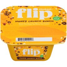 Chobani Greek Yogurt Flip Honey Bunch Crunch Low Fat Yogurt, 5.3 oz