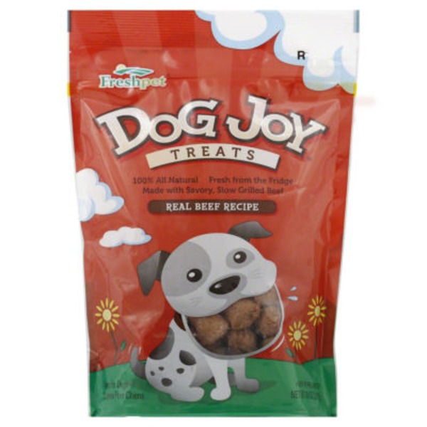 Freshpet Dog Joy Treats Real Beef Recipe For Dogs