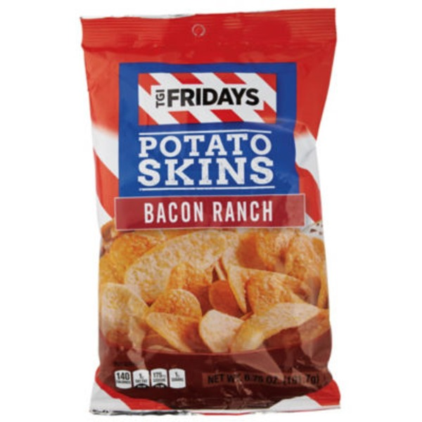 T.G. I. Friday's Potato Skins Bacon Ranch