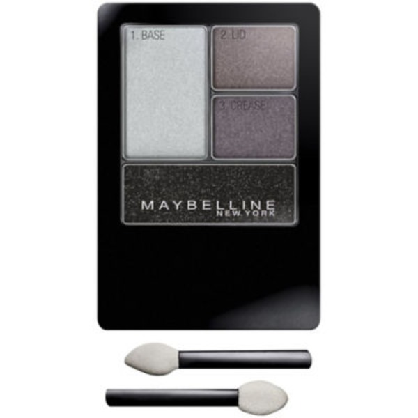 Expert Wear® Charcoal Smokes Eyeshadow Quads