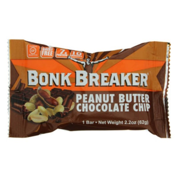 Bonk Breaker Peanut Butter And Chocolate Chip
