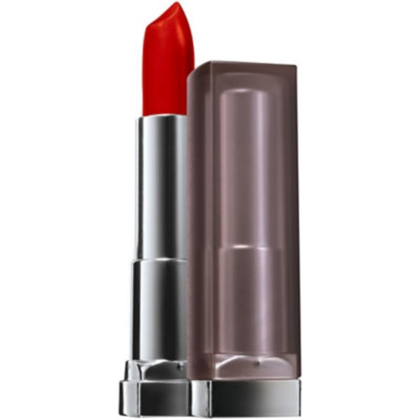 Color Sensational® The Creamy Mattes, Siren in Scarlet Lip Color