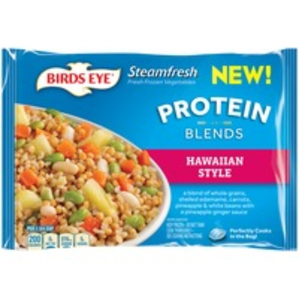 Steamfresh Hawaiian Style Protein Blends
