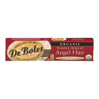De Boles Organic Whole Wheat Angel Hair