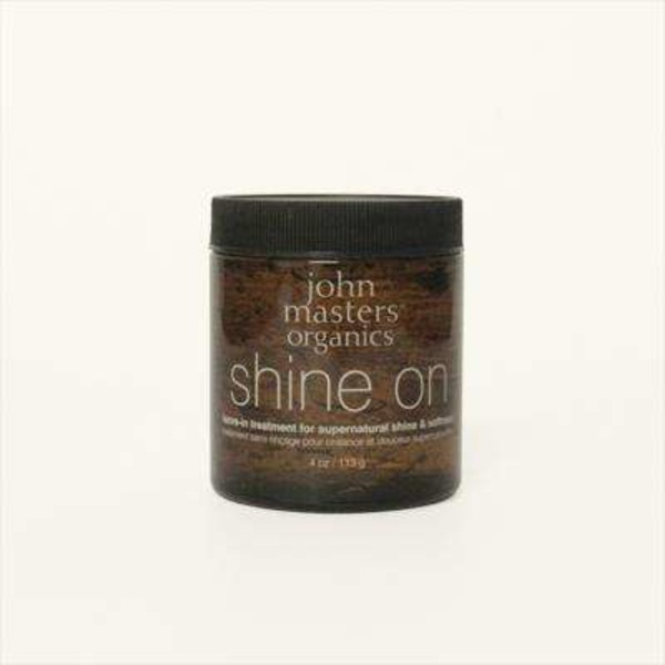 John Masters Haircare Shine On Leave In Treatment for Supernatural Shine & Softness