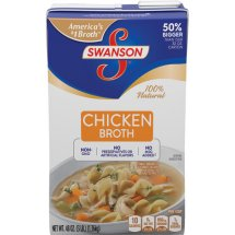 Swanson® Chicken Broth, 48 oz.