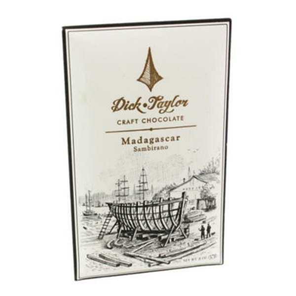 Dick Taylor Madagascar Chocolate Bar