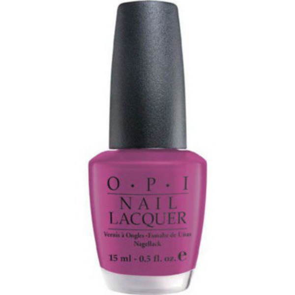 OPI Ate Berries In The Canaries Nail Lacquer