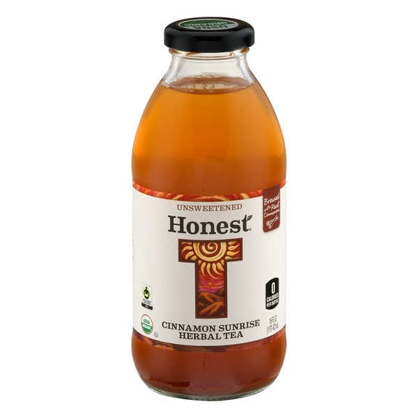 Honest Tea Unsweetened Cinnamon Sunrise Herbal Tea