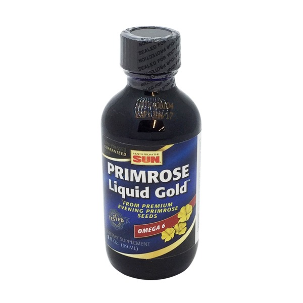 Health From The Sun Omega-6 Primrose Liquid Gold