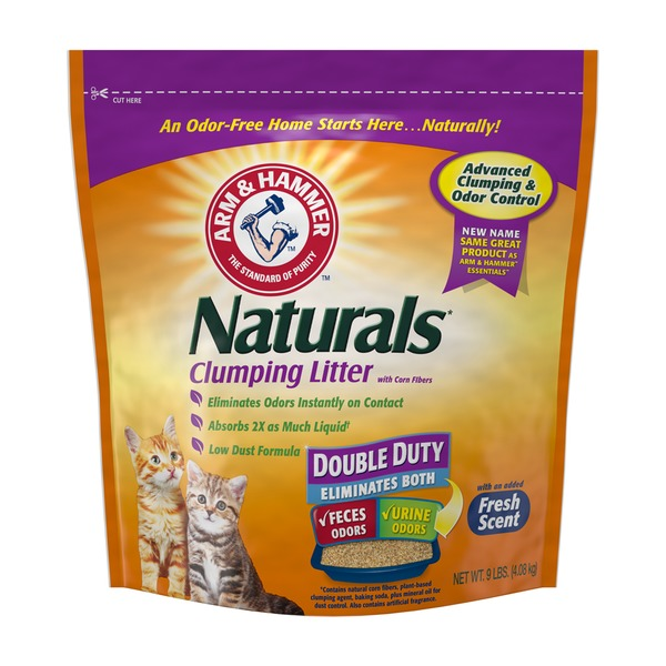 Arm & Hammer Naturals Double Duty Litter