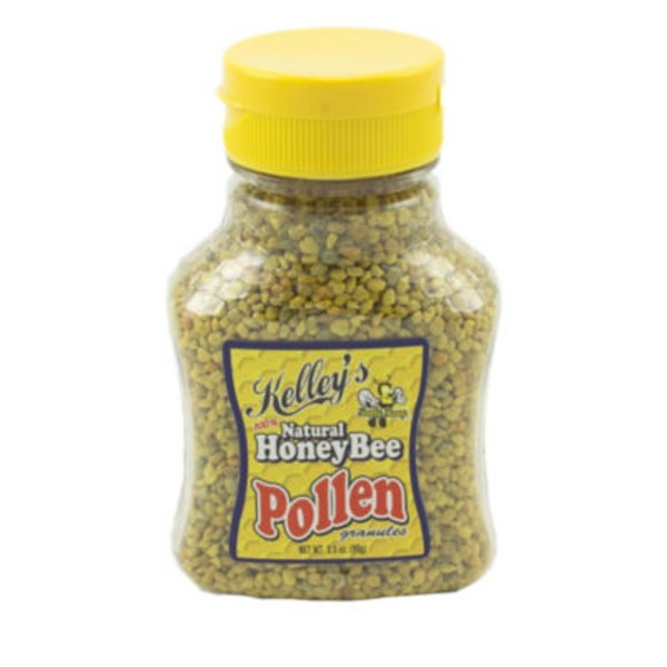 Kelley's Honey 100% Natural Honey Bee Pollen
