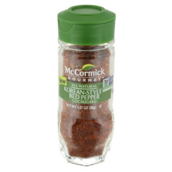 McCormick Gourmet Collection Korean-Style Red Pepper