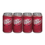 Dr Pepper, 7.5 fl oz, 8 pack