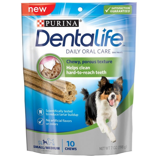 Dentalife Dog Daily Oral Care Small/Medium Dog Treats