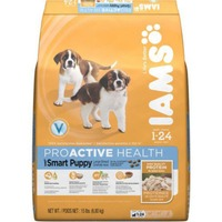 Iams ProActive Health Smart Large Breed Puppy Food