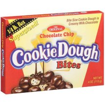 Taste Of Nature: Chocolate Chip Cookie Dough Bites, 4 Oz