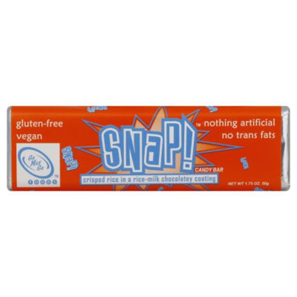 Snap Candy Bar