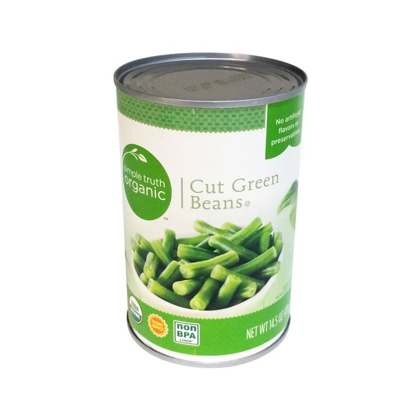 Simple Truth Organic Cut Green Beans