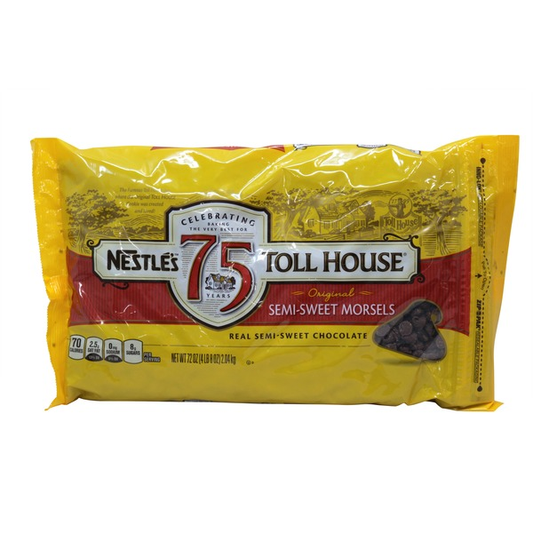 Toll House Semi-Sweet Morsels