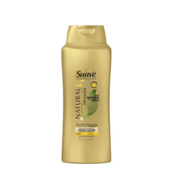 Suave Natural Infusion Macadamia Conditioner