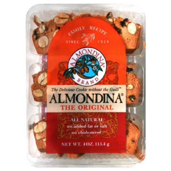 Almondina The Original Almond Biscuits