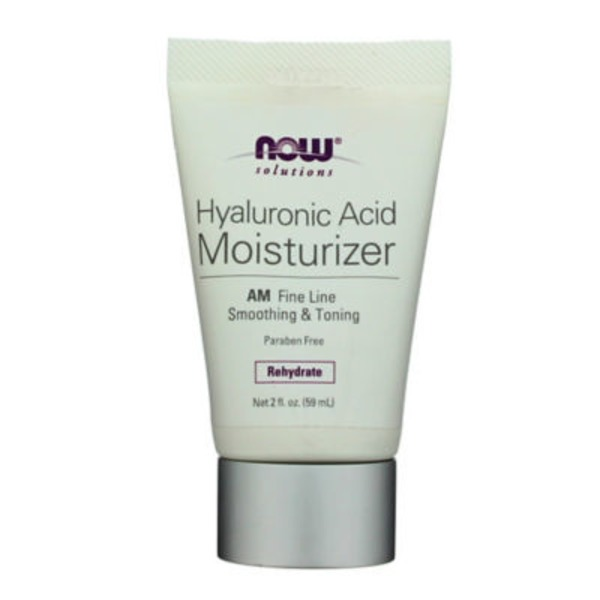 Now Hyaluronic Acid Moisturizer AM Fine Line Smoothing & Toning