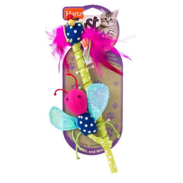 Hartz Just for Cats Twirl & Whirl Cat Toy