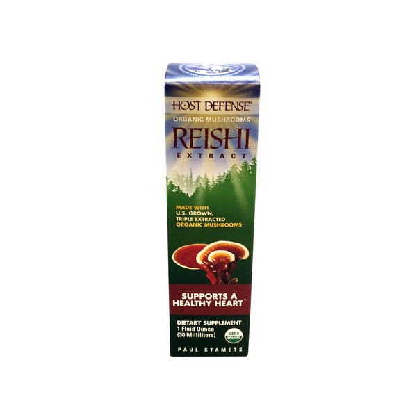 Host Defense Reishi Extract