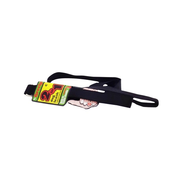 The Grrrip 2 In 1 Dog Leashes