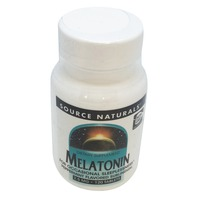 Source Naturals Melatonin 2.5 Mg Sublingual Peppermint Tablets