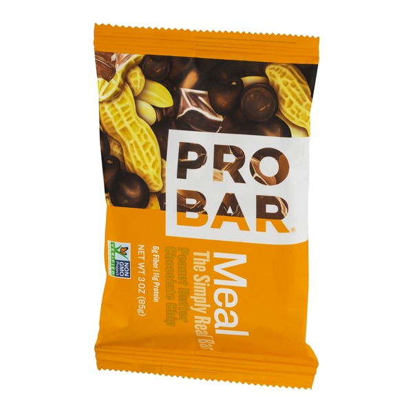 Pro Bar Meal Peanut Butter Chocolate Chip