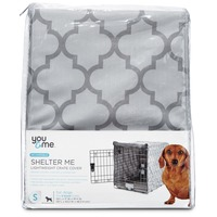 You & Me Shelter Me Lightweight Crate Cover Small For Crates 24