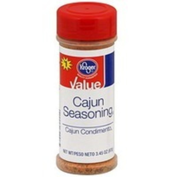 Kroger Value Cajun Seasoning