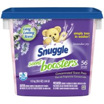 Snuggle® Scent Boosters® Lavender Joy Concentrated Laundry Scent Pacs 39.5 oz. Tub