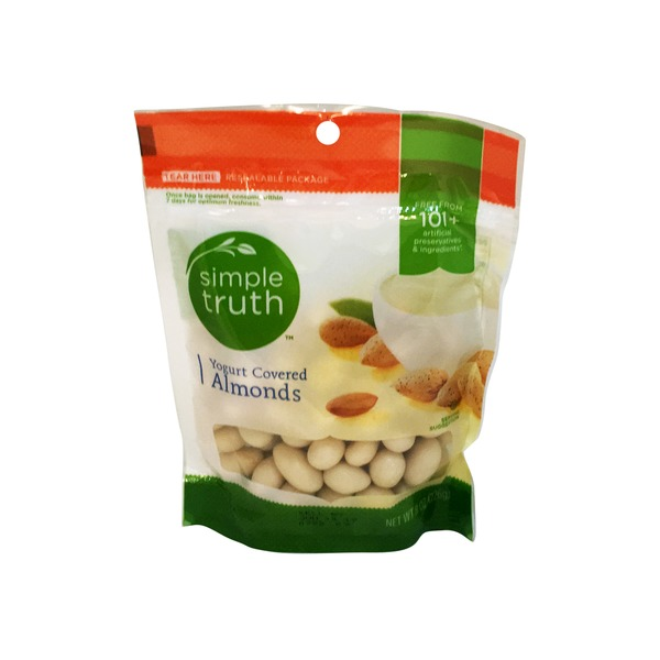 Simple Truth Yogurt Covered Almonds