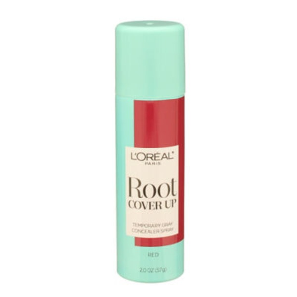 Root Cover Up Red Root Hair Color