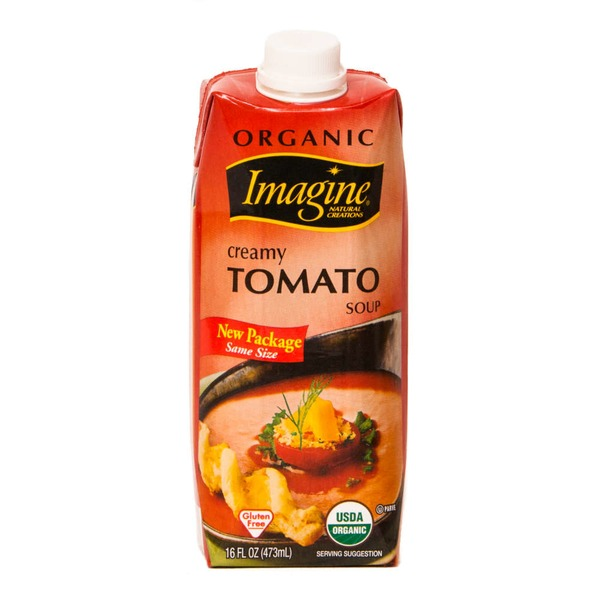 Imagine Foods Organic Creamy Tomato Soup