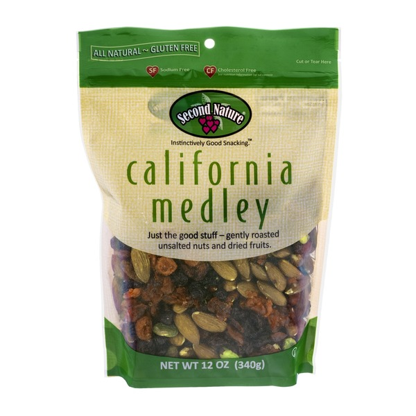Second Nature Gluten Free California Medley