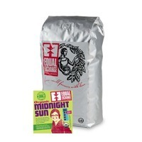 Equal Exchange Organic Midnight Sun Coffee