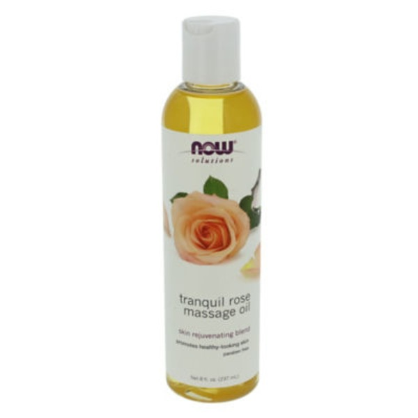 Now Tranquil Rose Massage Oil
