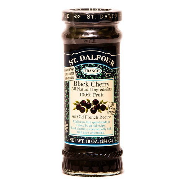 St. Dalfour Black Cherry Fruit Spread