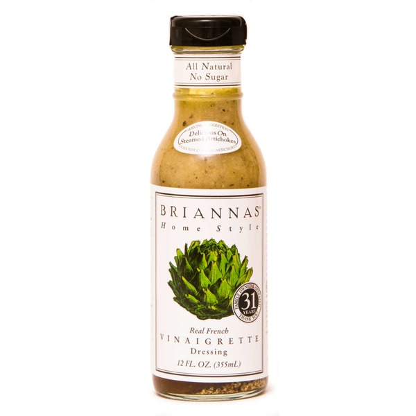 Brianna's Real French Vinaigrette Dressing