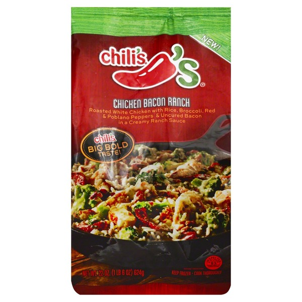 Chilis Chicken, Bacon Ranch, Bag