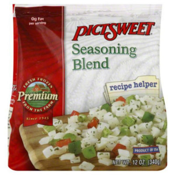 Picsweet Seasoning Blend Vegetables