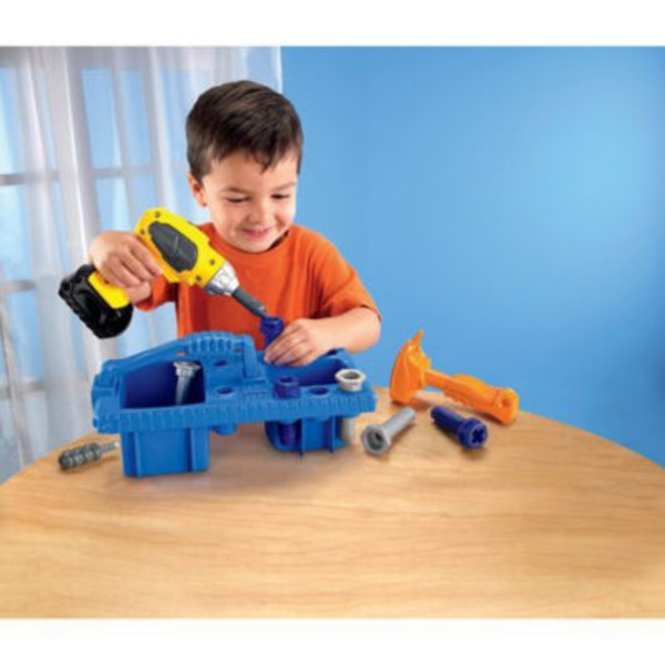 Fisher-Price 3+ Years Drillin' Action Tool Set