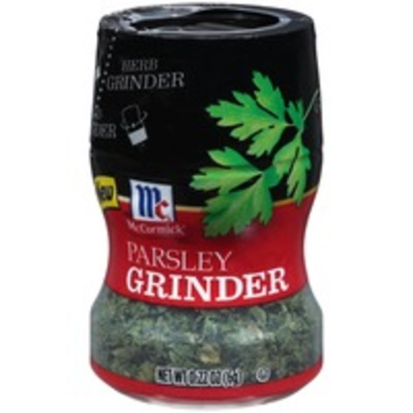 McCormick Parsley Herb Grinder
